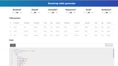 Как быстро и онлайн создать таблицу; пара способов