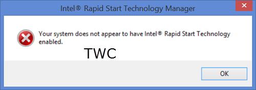 Технология хранения интел рапид что такое зачем